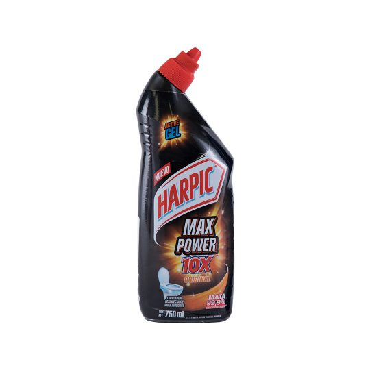 Limpiador para Inodoro Harpic Power Removedor Sarro
