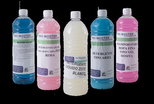 Detergentes para Ropa
